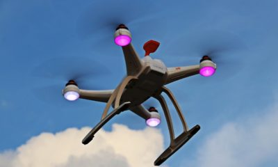 drónokat
